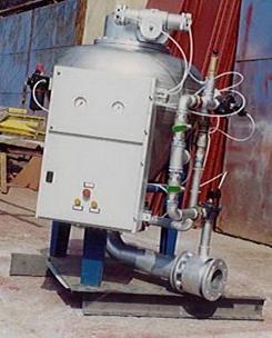 Примеры использования пневмокамерной системы